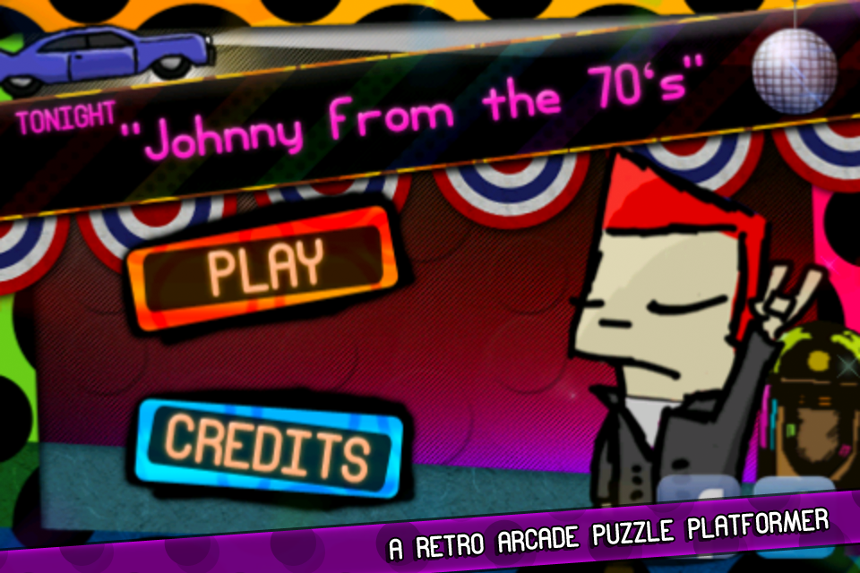 Screenshot Johnny from the 70s